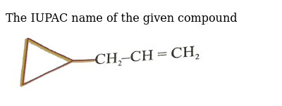 """The IUPAC name of the given compound  <br>  <img src=""""https://d10lpgp6xz60nq.cloudfront.net/physics_images/NAR_CHM_V05_XI_C02_E01_070_Q01.png"""" width=""""80%"""">"""
