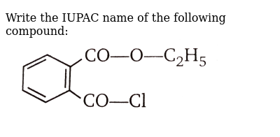 """Write the IUPAC name of the following compound: <br> <img src=""""https://d10lpgp6xz60nq.cloudfront.net/physics_images/MSC_ORG_CHM_C15_E01_006_Q01.png"""" width=""""80%"""">"""
