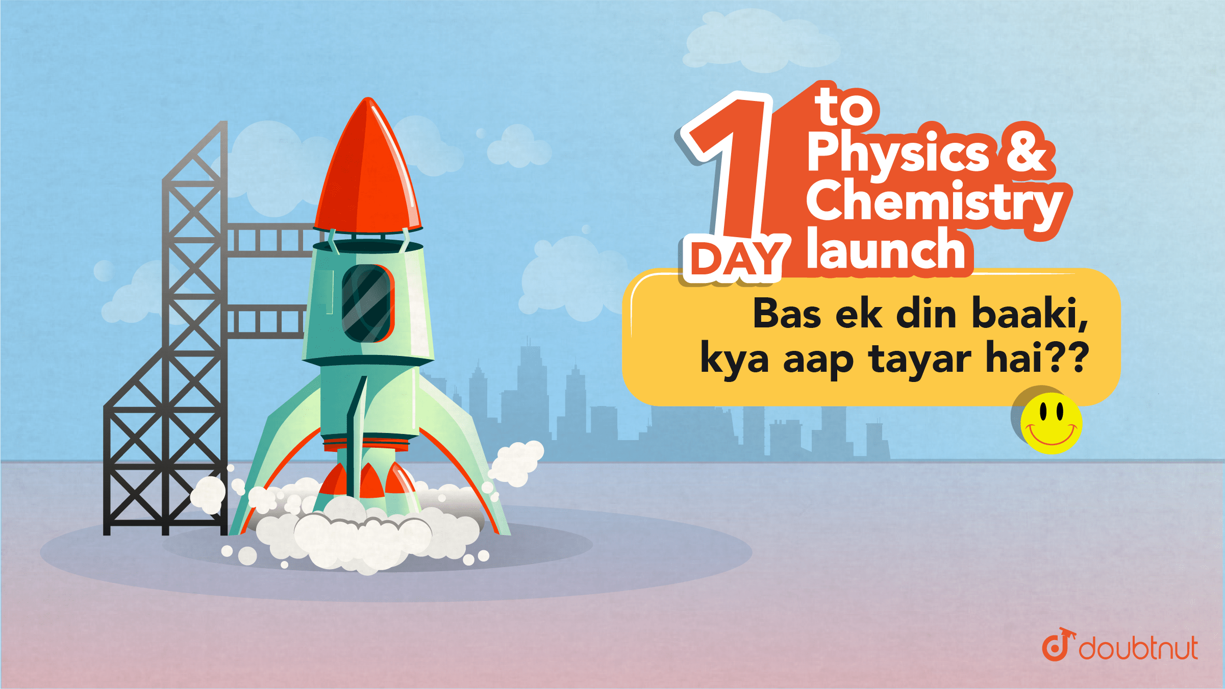 1 Day to Physics & Chemistry
