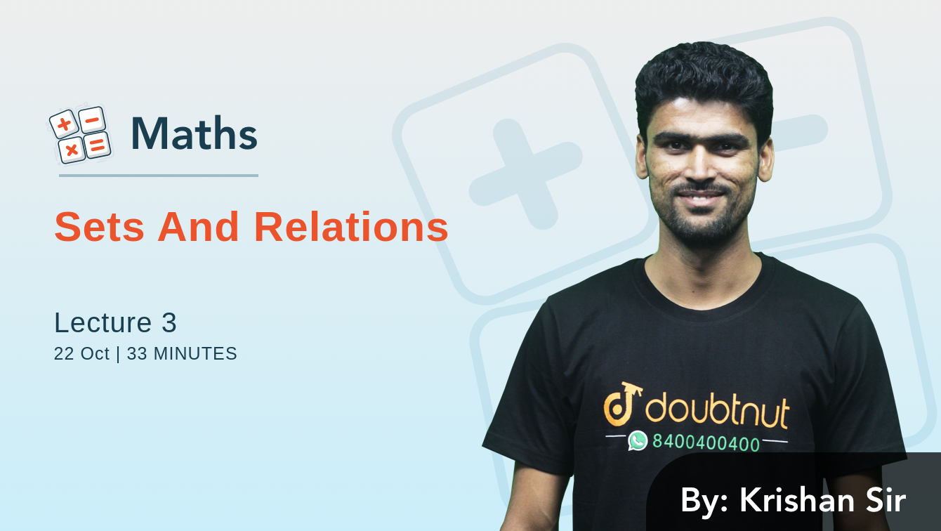 Relation and Types of relations, Equivalence relation