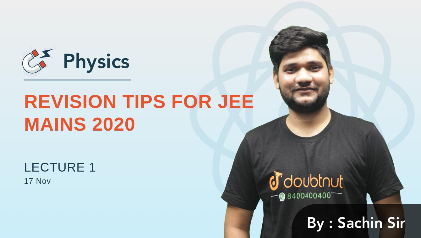 JEE MAINS 2020   EFFECTIVE STUDY PLAN FOR LAST 45 DAYS
