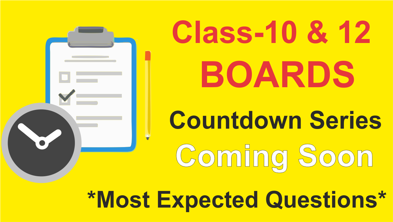 Class 10 & 12 Boards Maths | Most Important Questions | CBSE, ICSE & State Boards
