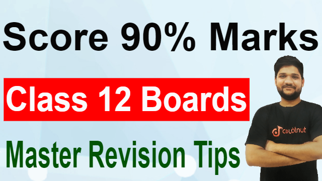 How To Score 90% in Class 12 Boards | Board Exam | Exam Preparation | Exam Motivation