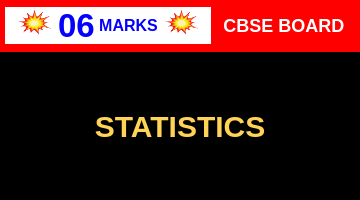 CBSE Board Class 9 STATISTICS || Weightage and Important Topics
