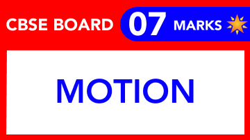 CBSE Board Class 9 MOTION || Weightage and Important Topics
