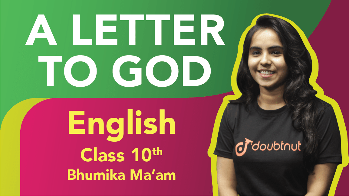 Class 10 English | First Flight - Chapter 1 A Letter To God Important Questions | CBSE Revision