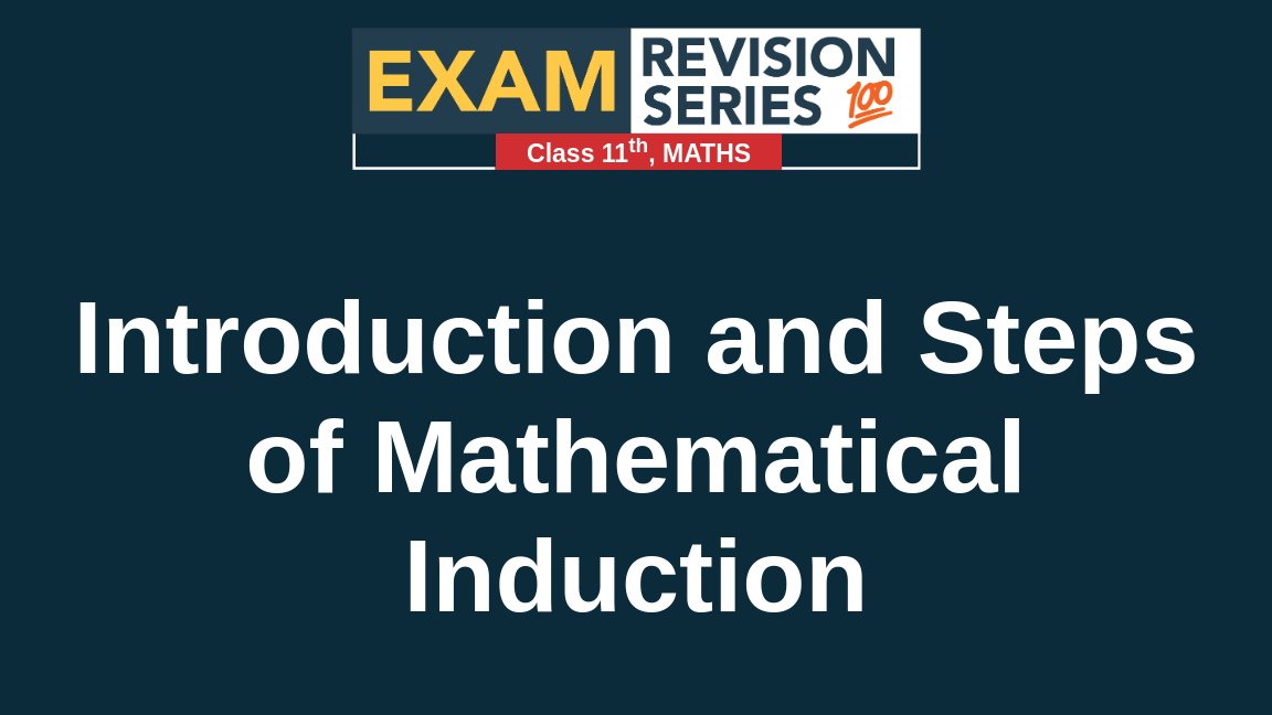 Introduction and Steps of Mathematical Induction