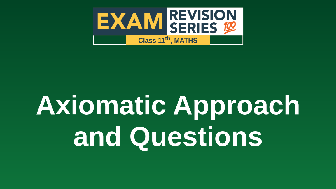 Axiomatic Approach and Questions