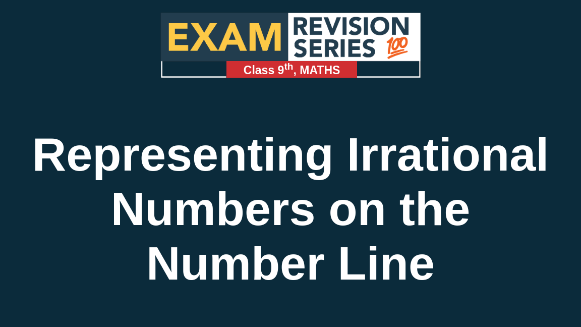 Representing Irrational Numbers on the Number Line