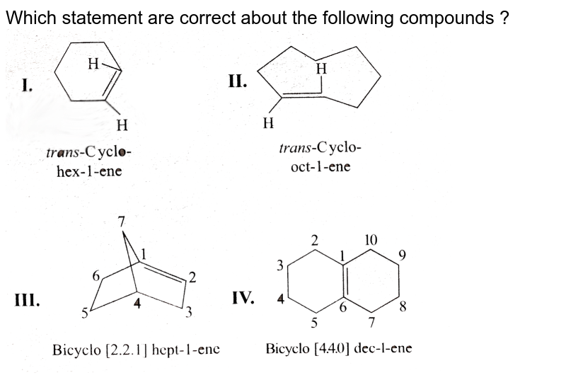 """Which statement are correct about the following compounds ?  <br> <img src=""""https://d10lpgp6xz60nq.cloudfront.net/physics_images/KSV_ORG_P1_C07_E01_193_Q01.png"""" width=""""80%"""">"""