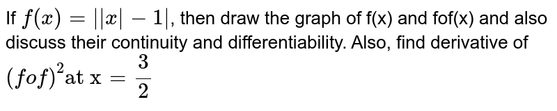 """If `f(x) = 