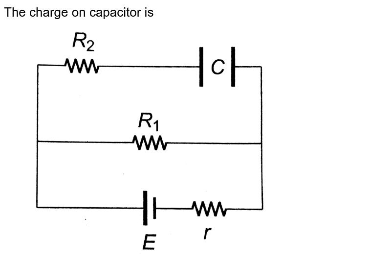"""The charge on capacitor is  <br> <img src=""""https://d10lpgp6xz60nq.cloudfront.net/physics_images/CPS_V02_C04_E01_079_Q01.png"""" width=""""80%"""">"""