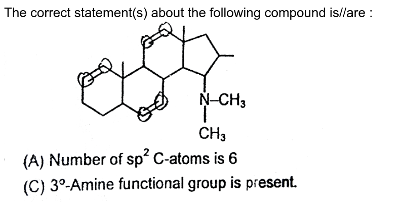 """The correct statement(s) about the following compound is//are : <br> <img src=""""https://d10lpgp6xz60nq.cloudfront.net/physics_images/RES_P15_17_APCT_P2_XI_E01_044_Q01.png"""" width=""""80%"""">"""