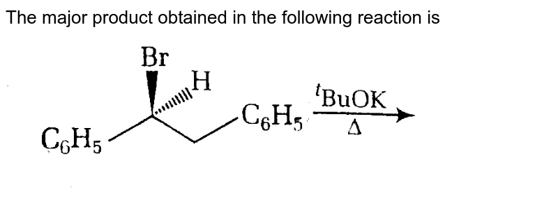 """The major product  obtained in the following reaction is  <br> <img src=""""https://d10lpgp6xz60nq.cloudfront.net/physics_images/ARH_40Y_SP_IJ_CHM_C23_E01_004_Q01.png"""" width=""""80%"""">"""