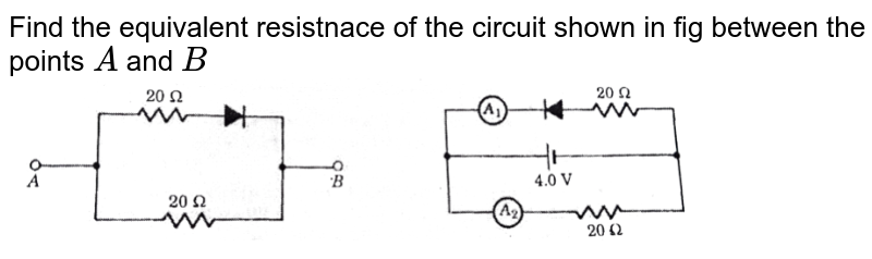 """Find the equivalent resistnace of the circuit shown in fig between the points `A` and `B` <br> <img src=""""https://d10lpgp6xz60nq.cloudfront.net/physics_images/SLA_NP_PHY_XII_C21_E01_018_Q01.png"""" width=""""80%"""">"""