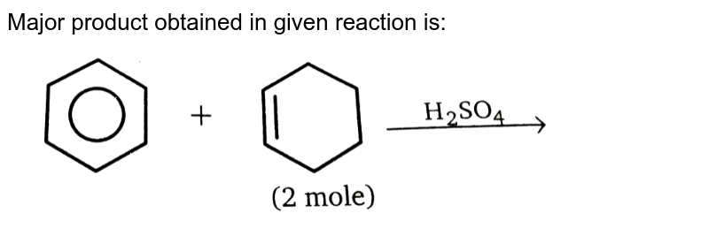 """Major product obtained in given reaction is: <br> <img src=""""https://d10lpgp6xz60nq.cloudfront.net/physics_images/MSC_ORG_CHM_C12_E01_171_Q01.png"""" width=""""80%"""">"""