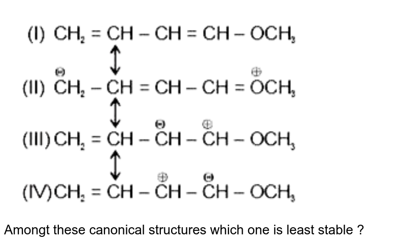 """<img src=""""https://d10lpgp6xz60nq.cloudfront.net/physics_images/MOT_CON_JEE_CHE_C12_E02_021_Q01.png"""" width=""""80%""""> <br> Amongt these canonical structures which one is least stable ?"""