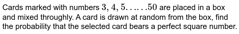 Cards marked with numbers `3,4,5