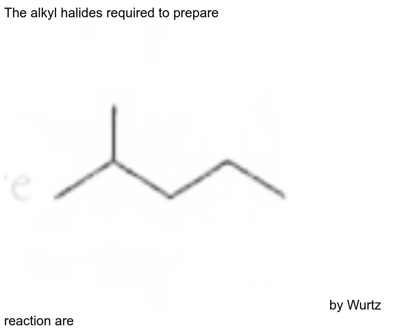 """The alkyl halides required to prepare <img src=""""https://d10lpgp6xz60nq.cloudfront.net/physics_images/MTG_CET_EXP_SP_19_E02_010_Q01.png"""" width=""""80%""""> by Wurtz reaction are"""