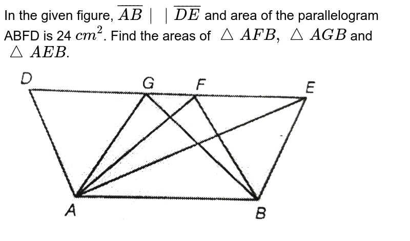 """In the given figure, `bar(AB) 