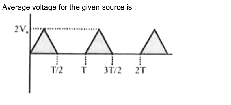 """Average voltage for the given source is : <br> <img src=""""https://d10lpgp6xz60nq.cloudfront.net/physics_images/DSH_NTA_JEE_MN_PHY_C21_E02_007_Q01.png"""" width=""""80%"""">"""