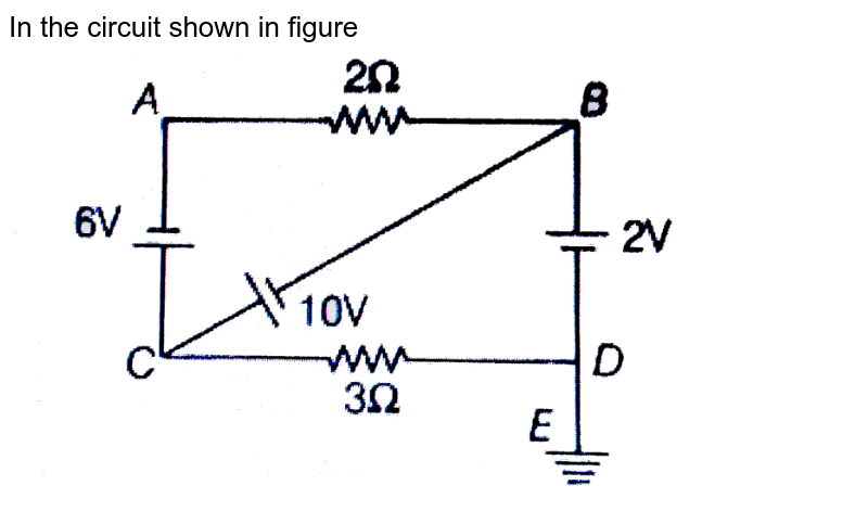 """In the circuit shown in figure <br> <img src=""""https://d10lpgp6xz60nq.cloudfront.net/physics_images/MPP_PHY_C17_E01_103_Q01.png"""" width=""""80%"""">"""