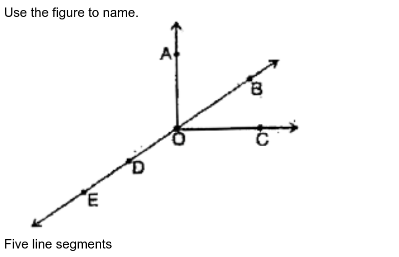"""Use the figure to name. <br> <img src=""""https://doubtnut-static.s.llnwi.net/static/physics_images/SWN_MAT_VI_C08_E01_013_Q01.png"""" width=""""80%""""> <br> Five line segments"""