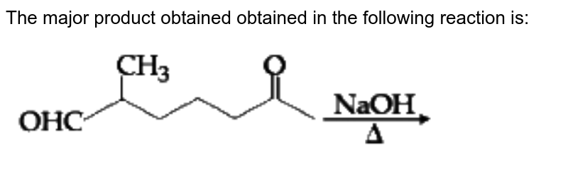 """The major product obtained obtained in the following reaction is:  <br> <img src=""""https://d10lpgp6xz60nq.cloudfront.net/physics_images/JM_2019_P2_E01_038_Q01.png"""" width=""""80%"""">"""