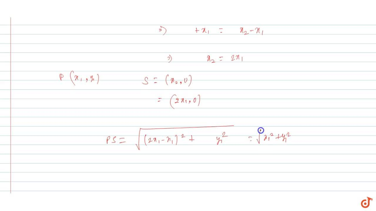 Solution for Show that for any point of the curve x^2 - y^2 =