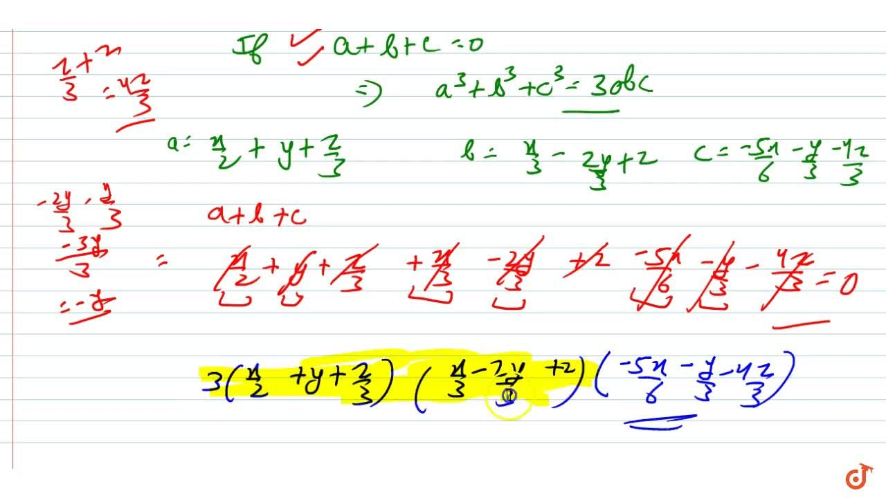 Solution for Factorize: (x,2+y+z,3)^3+\ \ (x,3-(2y),3+z)^3+(-(