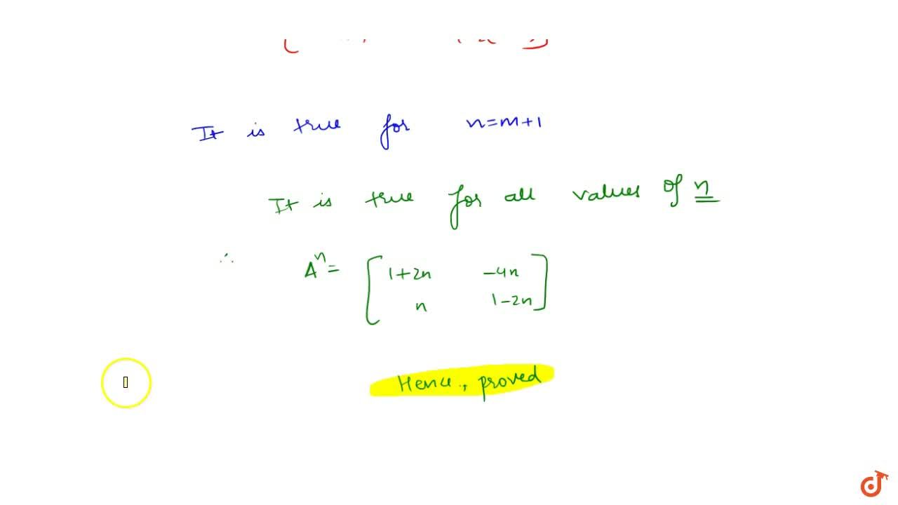Solution for Prove the following by principle of mathematical i