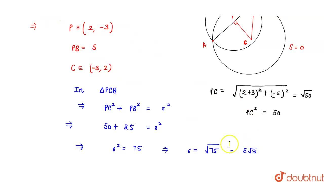 If one of the diameters of the circle, given by the equation, x^2+y^2-4x+6y-12=0