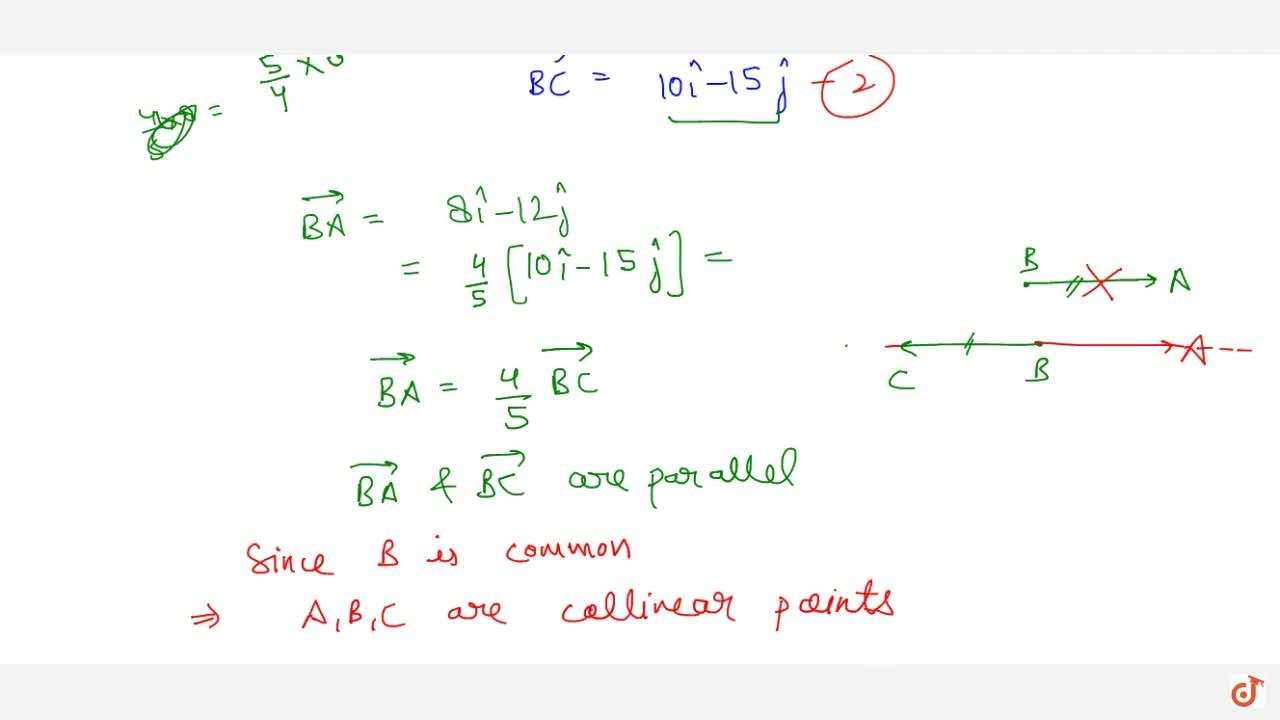 Solution for Show that the points (3,4), (-5, 16), (5,1) are co