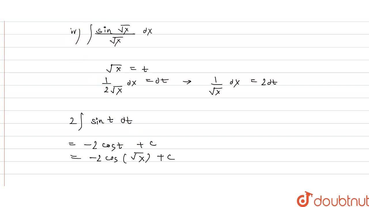 Solution for Evaluate : (i) int(logx),(x)dx (ii) int(sec^(2)