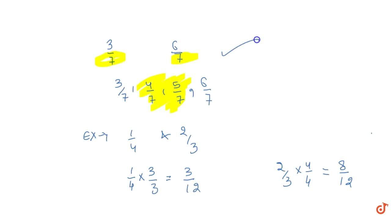 Solution for Insertion of rational numbers between two given ra