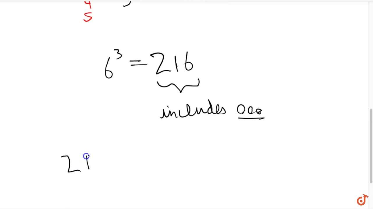 Solution for How many natural numbers less than 1000 can be for
