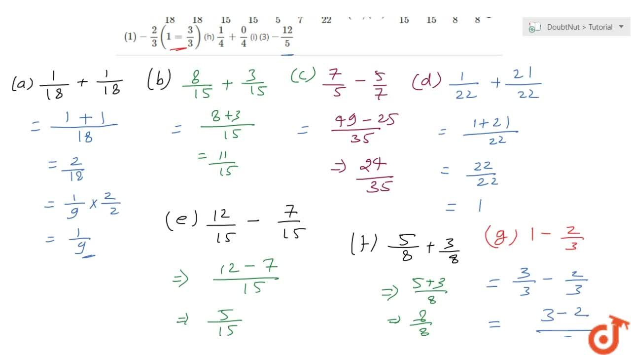 Solution for Solve : (a) 1,18+1,18 (b) 8,15 + 3,15 (c) 7,5