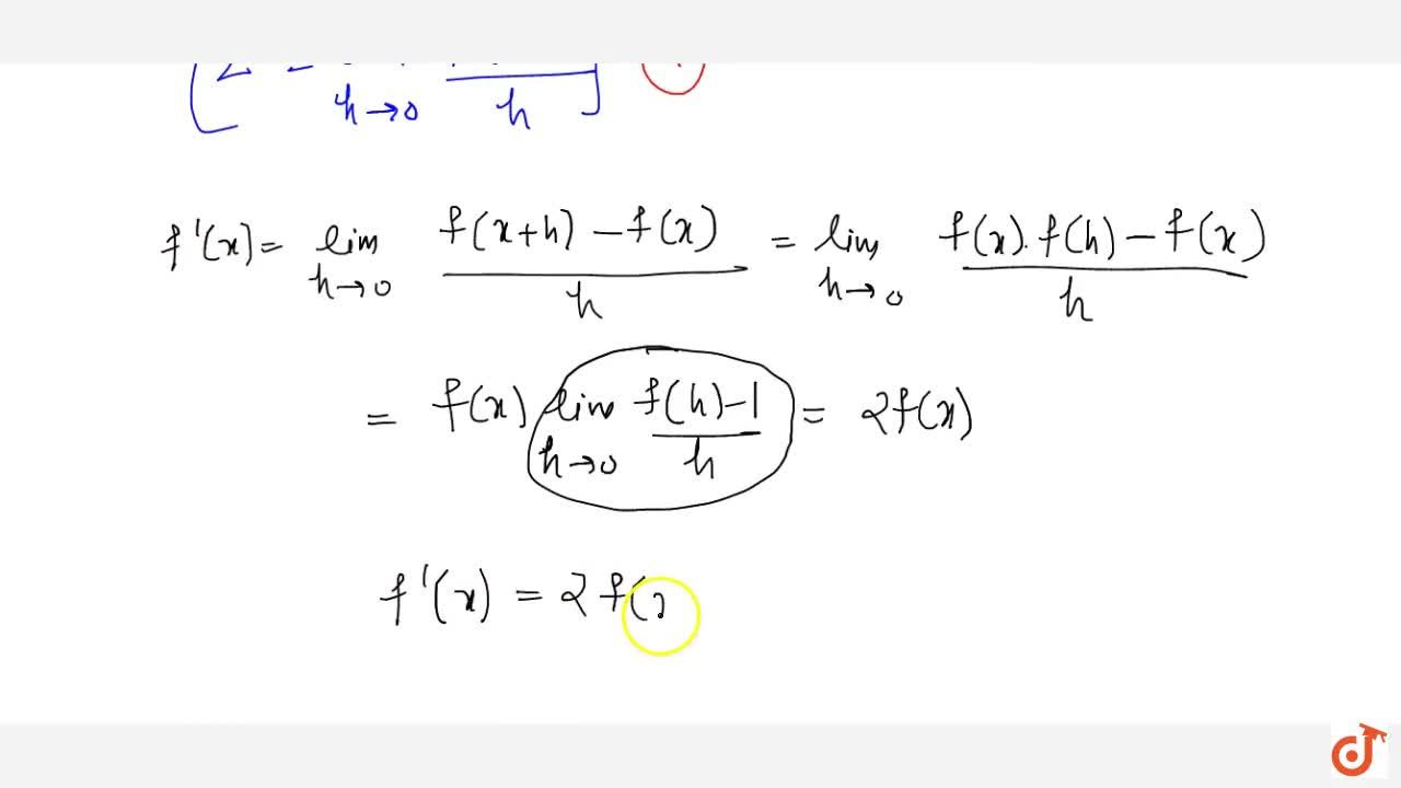 Solution for A function f: R->R satisfies that equation   f