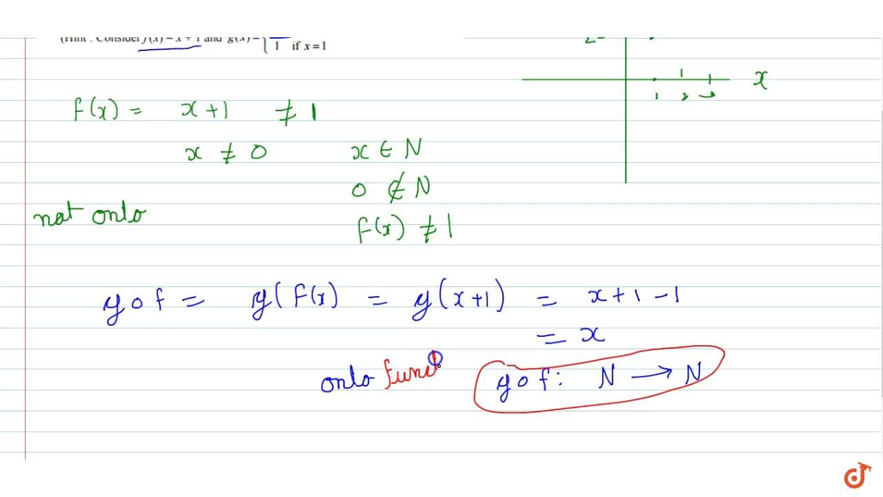 """Solution for  Given examples of two functions f: N ->N"""" and """"g"""