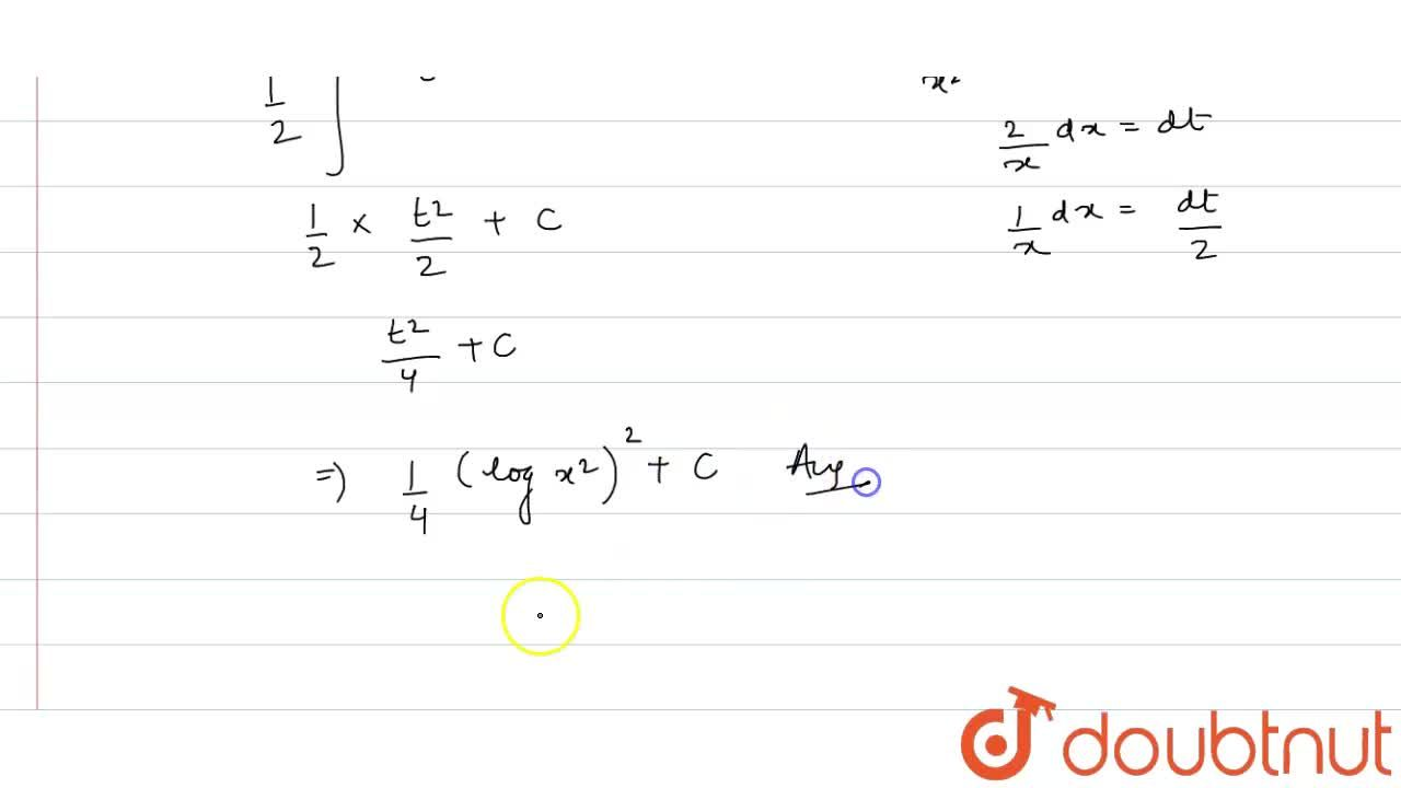 Solution for Evaluate: (i) int(sin2x),((a+bcos2x)^2)\ dx (ii)