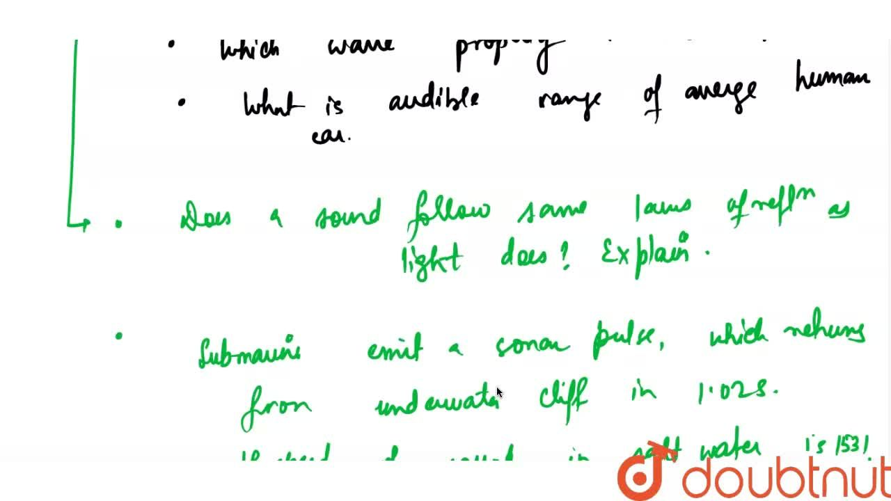 Solution for CBSE Board Class 9 SOUND || Weightage and Importan