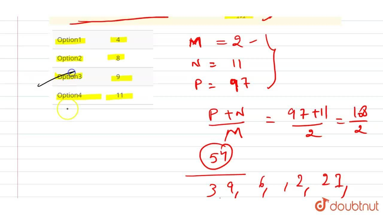 Solution for If M is even prime number,N is least prime number