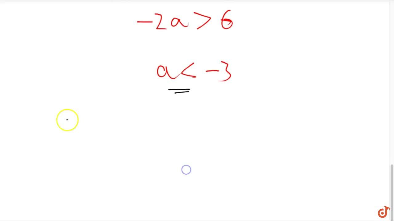Solution for Find the values ' a ' for which the function f(