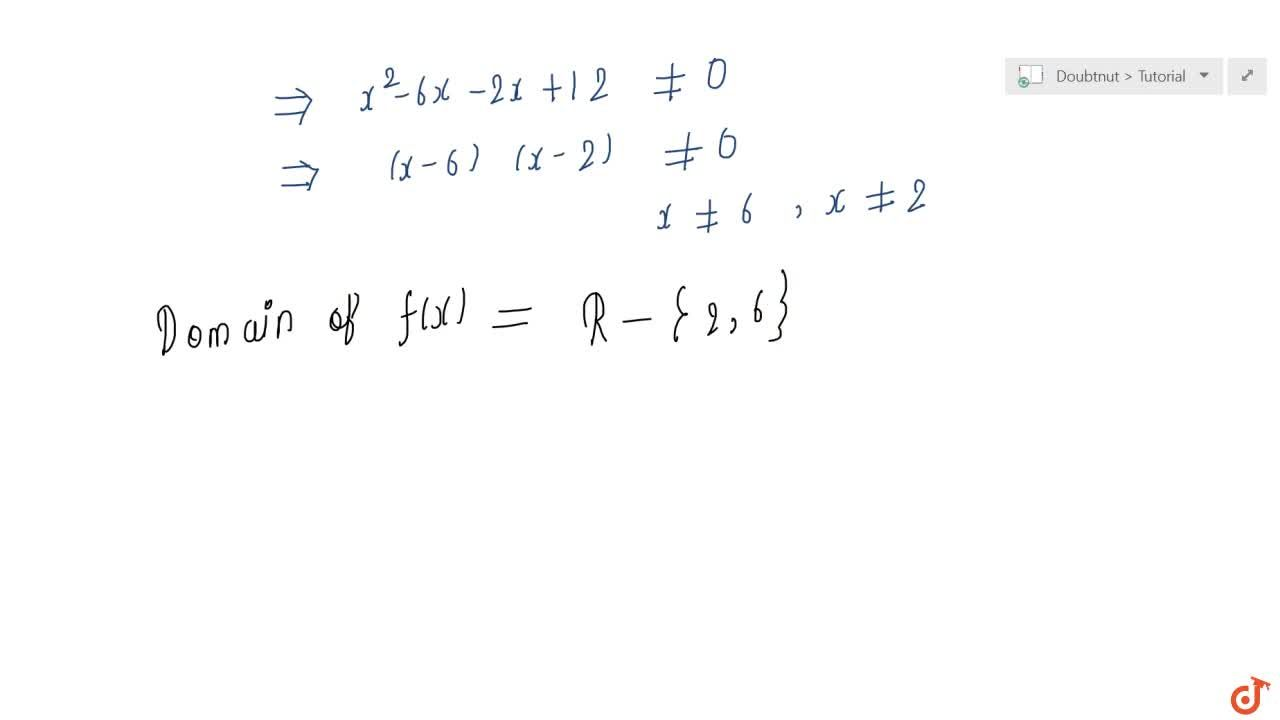 Solution for  Find the domain of the function  f(x) =(x^2+2x+1