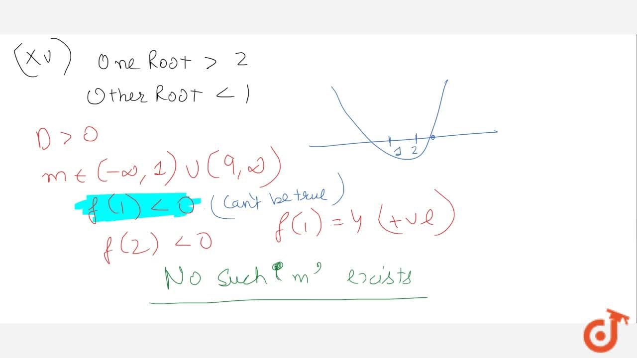 This Video will cover the following concepts - LOCATION OF ROOTS, IRRATIONAL EQUATIONS