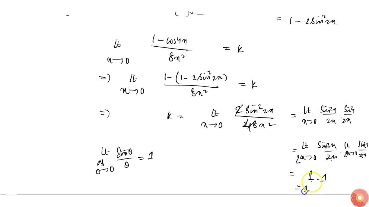 Solution for Find the value of the constant k so that the fun