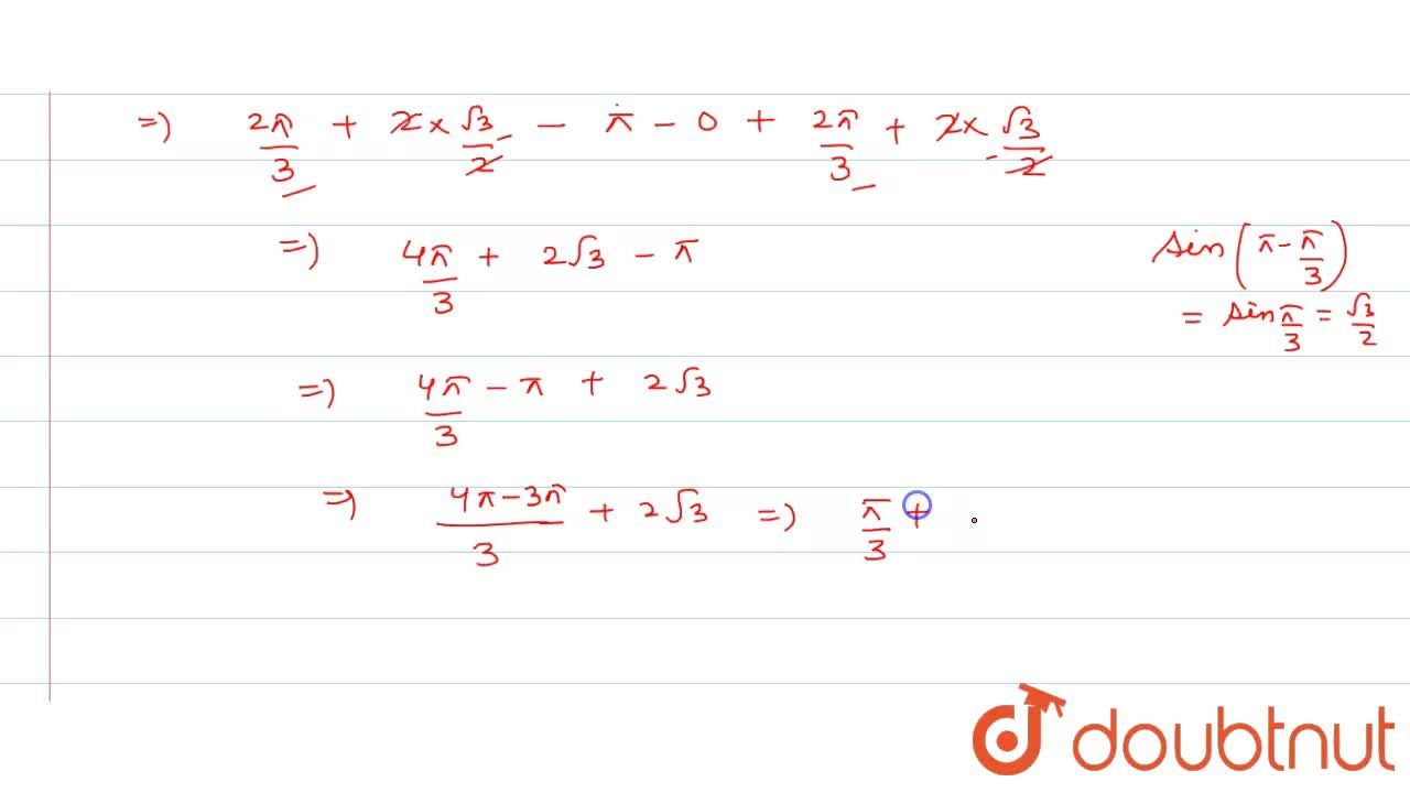 Solution for Evaluate <br> int_(0)^(pi)sqrt((cosx+cos2x+cos3x)