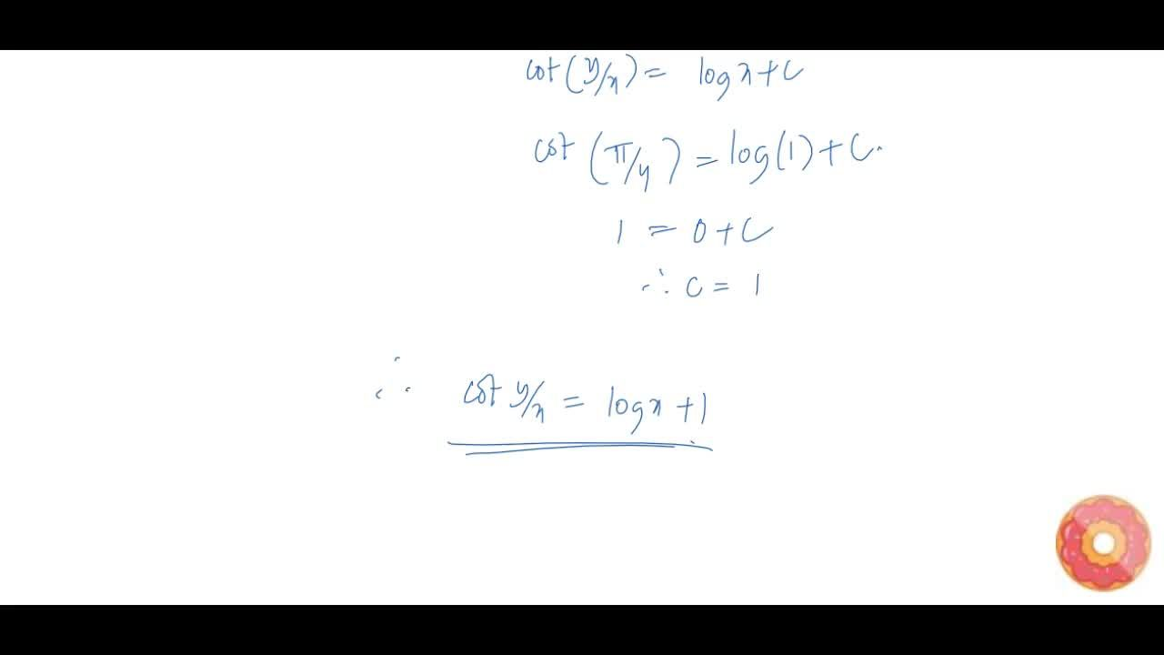 Solution for Solve the differential equation : (xsin^2(y,x)-y)