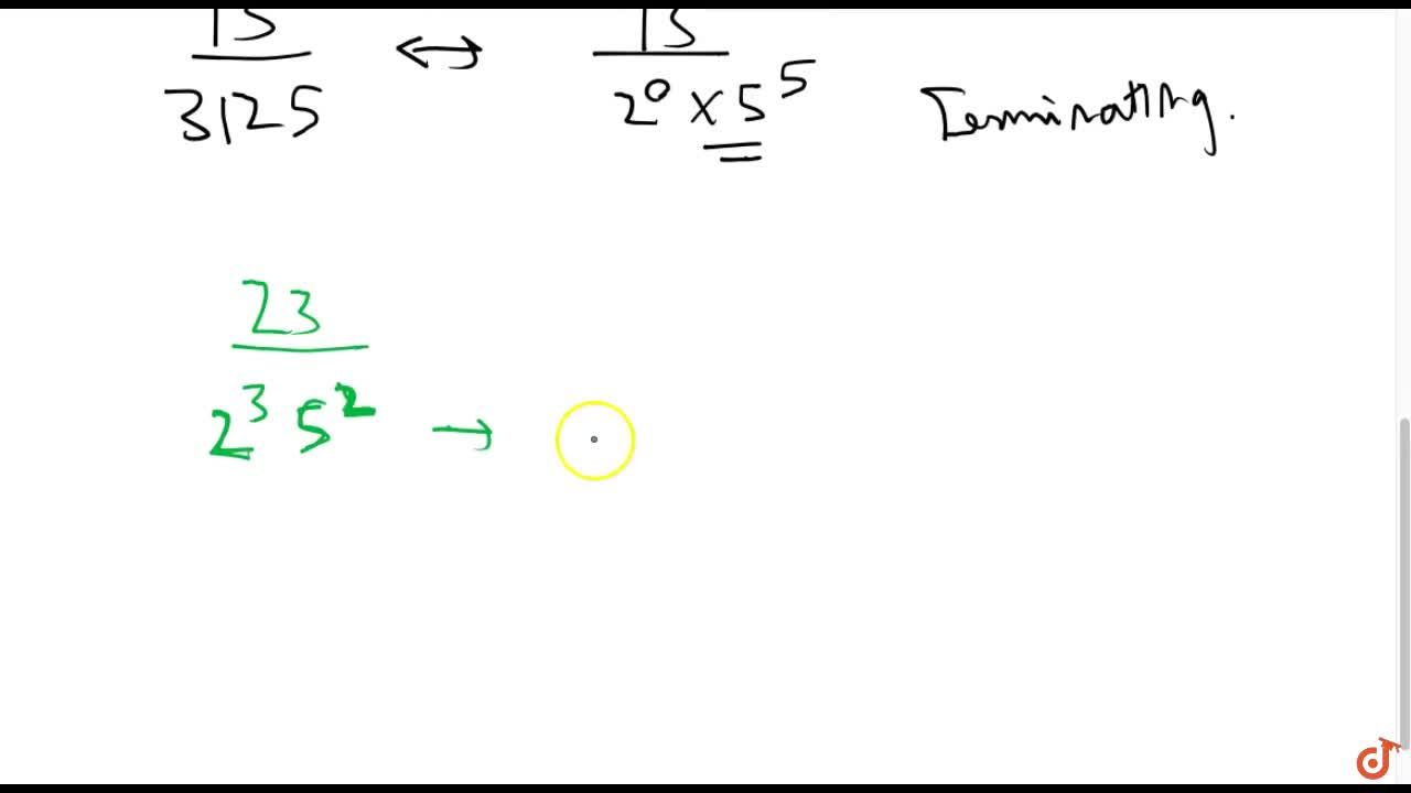 Solution for Without actually   performing the long division,