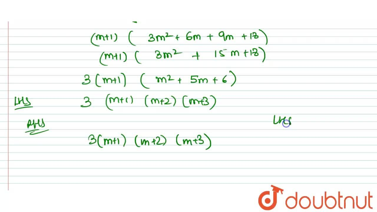 Solution for Prove by the principle of mathematical induction,
